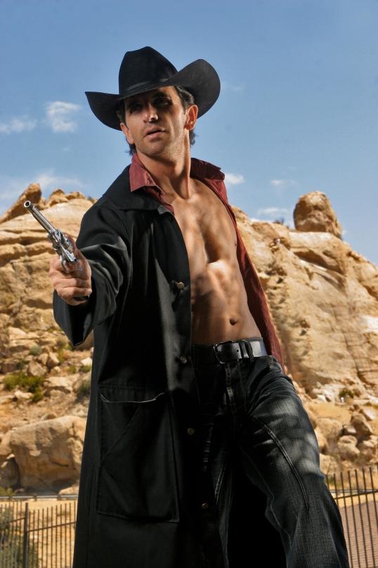 Casey's Gunslinger - Snippet